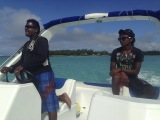 Blue Bay snorkling trip...