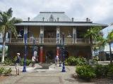 Blue Penny Museum v Port Louis - tu je uložená najvzácnejšia známka sveta...