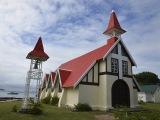 Cap Malhereux - najsevernejší bod ostrova...