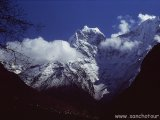 Na aklimatizačnom treku do doliny Gokyo...