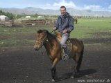 Juraj na koni...