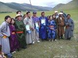 Národný sviatok Naadam...