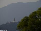 Opičí chrám Swayabunath...