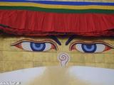 Budhove oči všetko vidia...