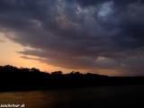 Západ slnka v NP Chitwan II...