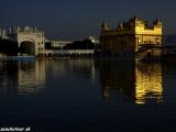Podvečer v Zlatom chráme Amritsare II...