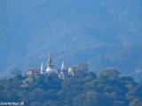 Kathmandu - chrám Swayabunath...