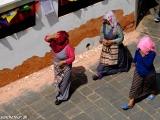 V uliciach Kathmandu - Nepál...