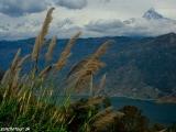 Himaláje nad Pokharou, druhým najväčším mestom Nepálu...
