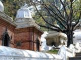 Kathmandu - hinduistický chrám Pashupatinath...