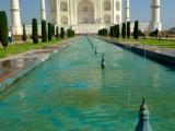 Božský Taj Mahal v Agre, najkrajšia stavba sveta...