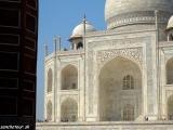 Detaily Taj Mahalu...