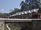 Chrámový komplex Pashupatinát - Káthmandu...