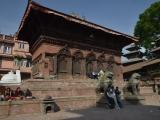 Durbar Square v Káthmandu...