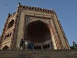 Vraj najvyššia brána v Ázii...