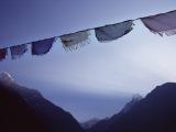Na treku do BC Annapurny...