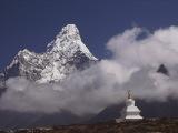 Ama Dablam, kráľovná nepálskych hôr.....
