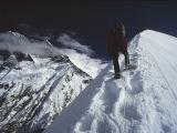 Výstup na Island Peak...