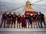 Opúštame Nepál...