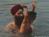 Kúpanie sa v Jazere nektáru...