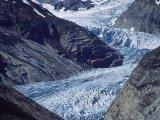 Ľadovec Nigardsbreen...