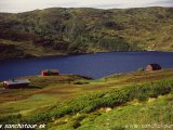 Nórske horské planiny - fjelly...