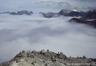 Výhliadková hora Dalsniba...