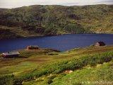 Nórske planiny...