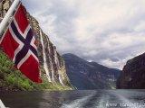 Najkrajší nórsky fjord - Geirangerfjord...