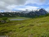 Opäť na túre v NP Jotunheimen...