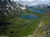 Na túre v NP Jotunheimen...
