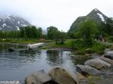 Vyrážame na Nórsku národnú túru, prechod hrebeňa Bessegen...