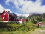 Rybárska dedinka Nusfjord (UNESCO)...