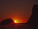 Polnočné slnko na Lofotoch...