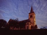 Námorná katedrála v Kabelvøgu...