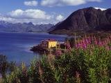Lofotské súostrovie...
