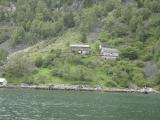 Plavba po fjorde...