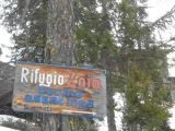 Výlet smer Rifugio Carate a Rifugio Marinnelli - pod Piz Bernina