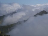 Fagaraš v oblakoch...