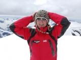 Glitertinden - druhý najvyšší vrchol Nórska...