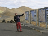 Do tretice Island cestou do vnútrozemia...