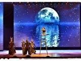 Návšteva večerného divadelného predstavenia v Pekingu
