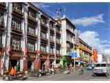 Lhasa (po tibetsky: Lasa) je historickým a religióznym centrom Tibetu a tibetského budhizmu. Leží v nadmorskej výške 3 600 m. Má rozlohu cca 53 km² a viac ako pol milióna obyvateľov.