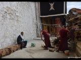 V kláštore Drepung