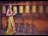 V uliciach Lhasy