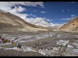 Everest basse camp z Tibetskej strany vo výške cca 5 200m.