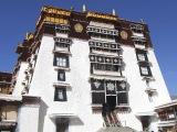 Dalajlámov palác v Potale...