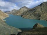 Tyrkysové jazerá Tibetu...