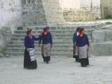 V tibetskom kláštore...