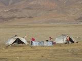 Kočovníci v Tibete...